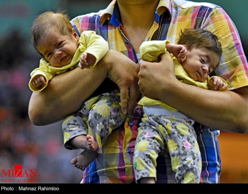 иран демография дети семья