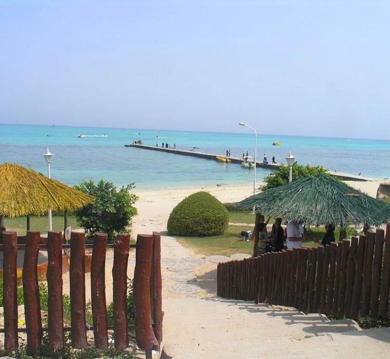 иран остров киш персидский залив отдых туризм море