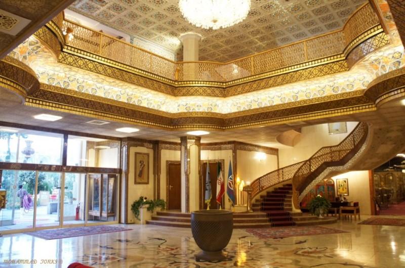 "Отель ""Аббаси"" в Исфахане, Иран"