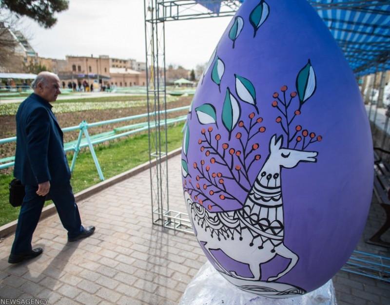 Фестиваль Бахарестан в Тегеране