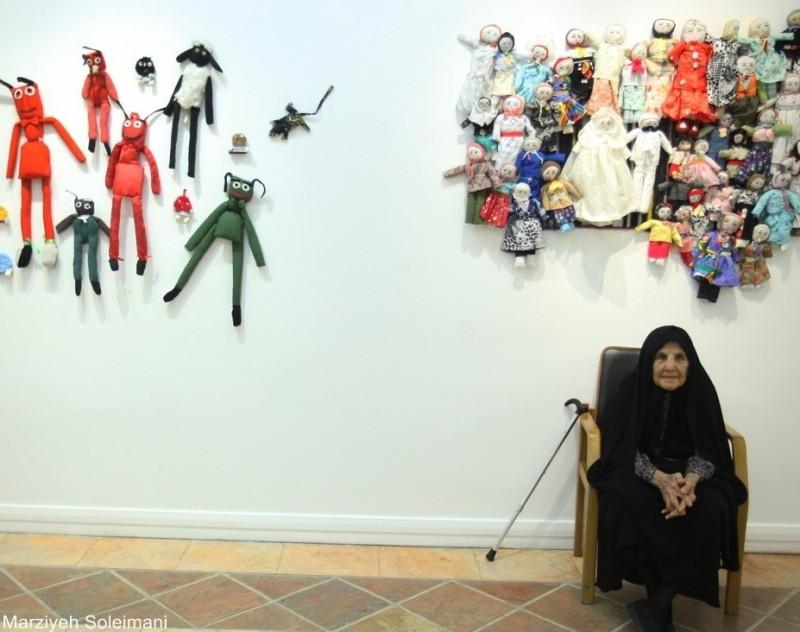 биби хазер омидвари куклы иран россия