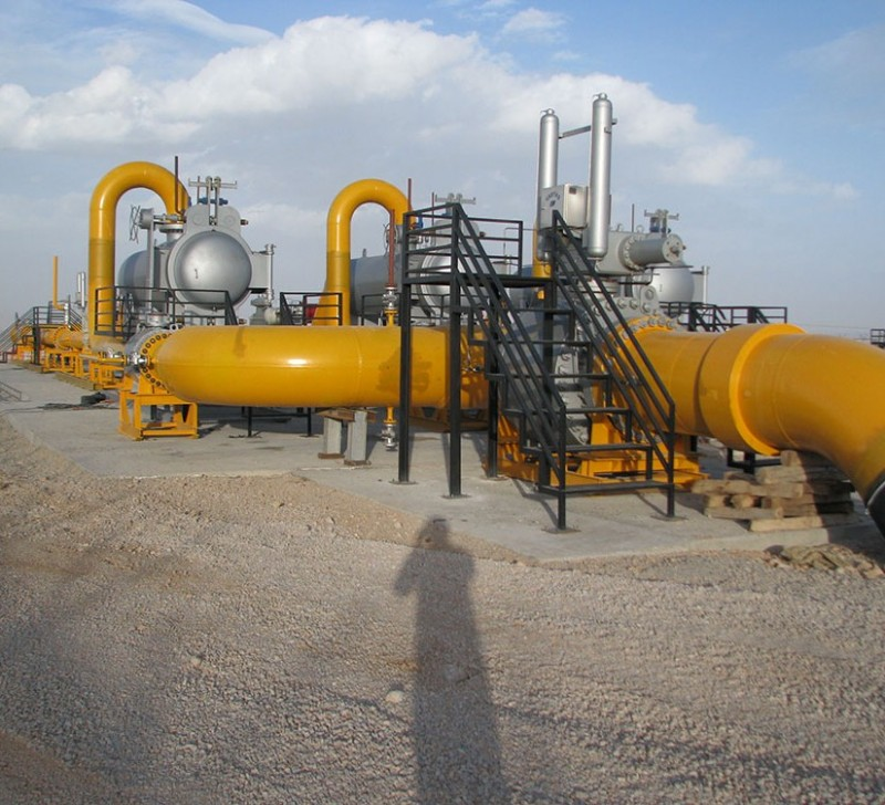 газопровод иран оман газ
