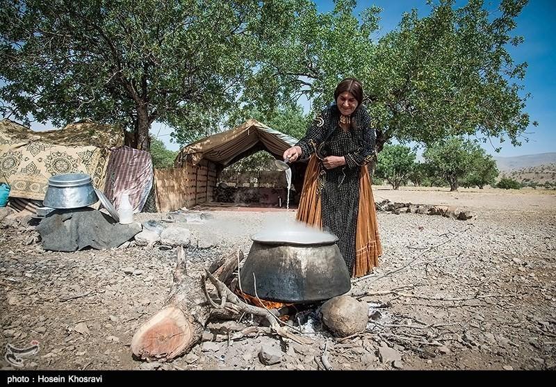 иран кочевники кашкаи кашкайцы тюрки