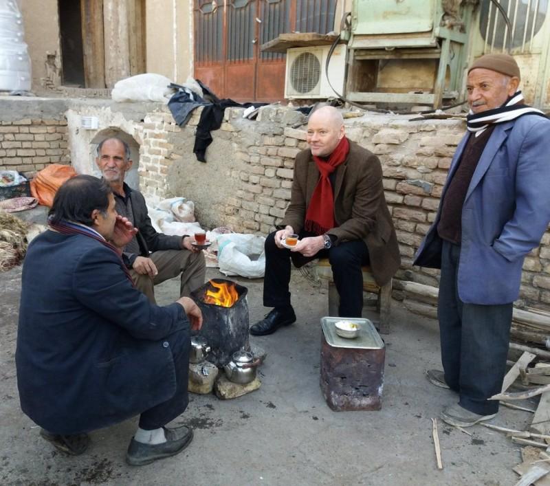 иран кашан посол германии михаэль клор-берхтольд