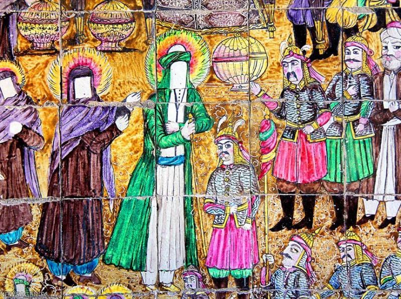 иран керманшах моавен-аль-мольк имам хусейн