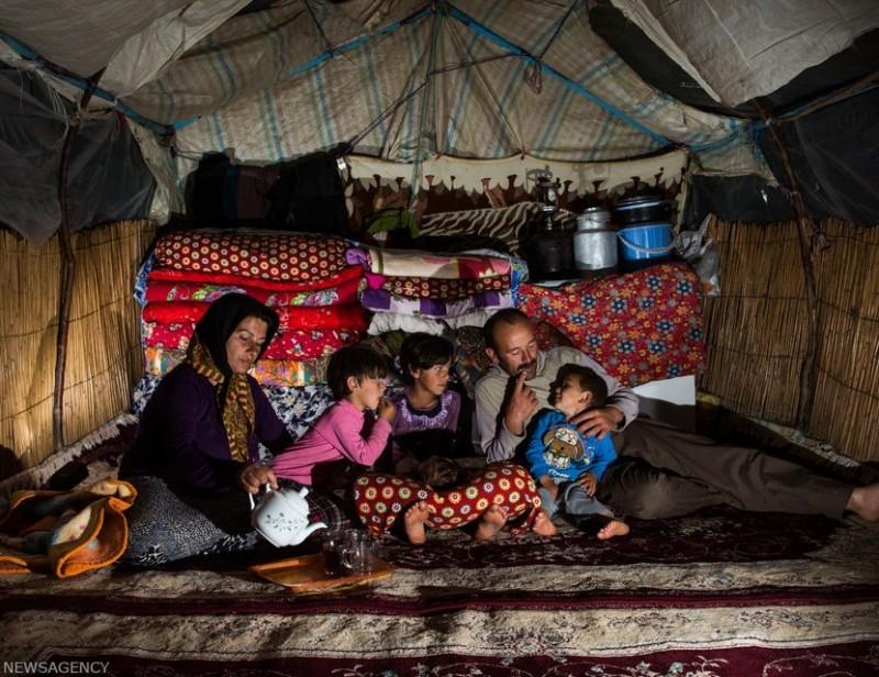 иран шахсевен шахсевены кочевники тюрки