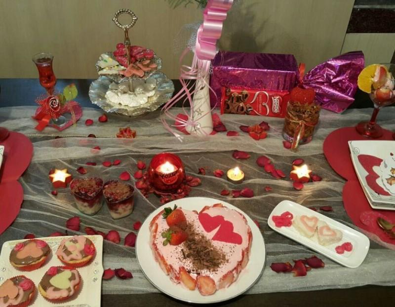 Иран День святого Валентина