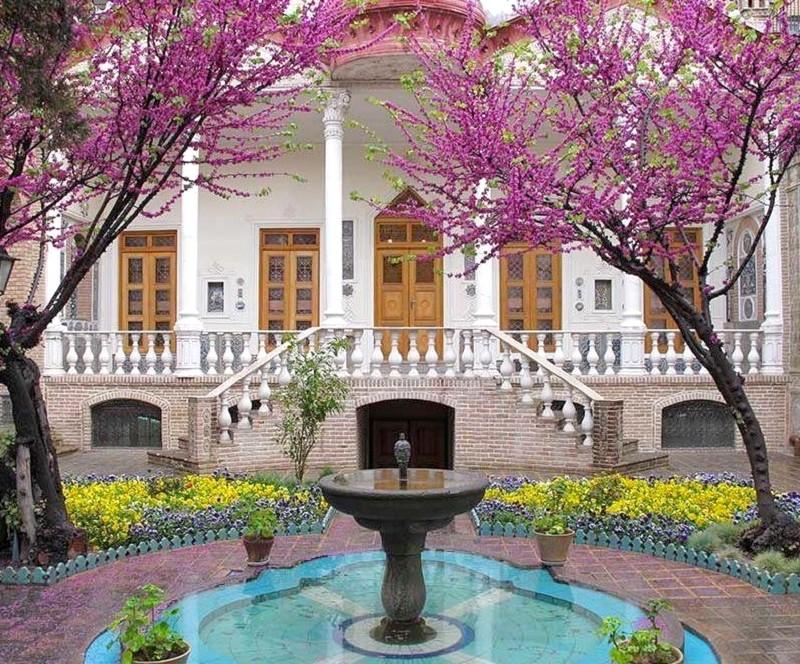 Музей Могаддам в Тегеране, Иран