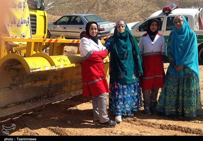 иран чехармехаль и бахтиария женщины дорога строительство