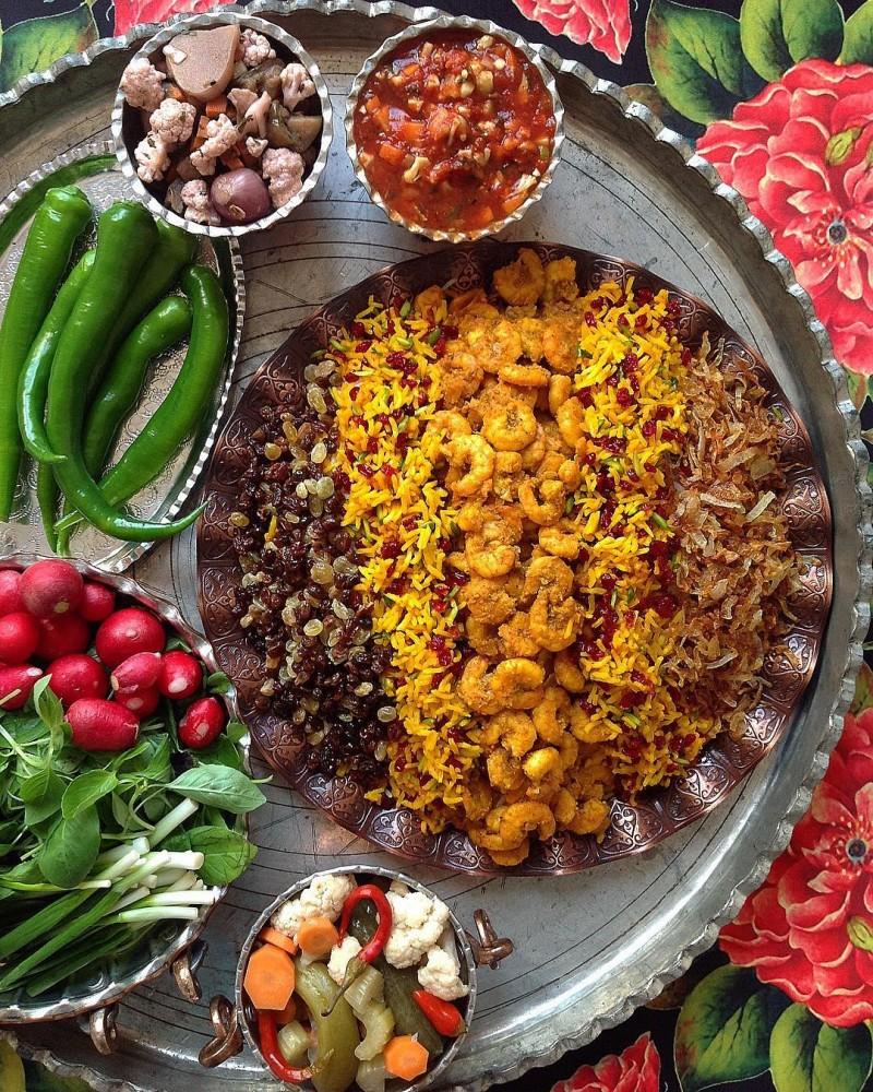 иран иранская кухня