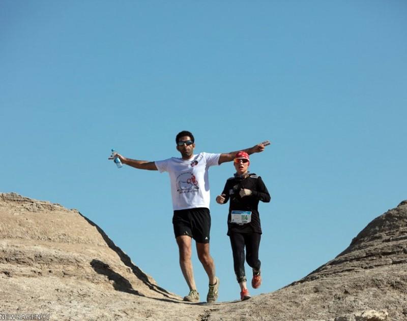 Международный марафон на острове Кешм, Иран