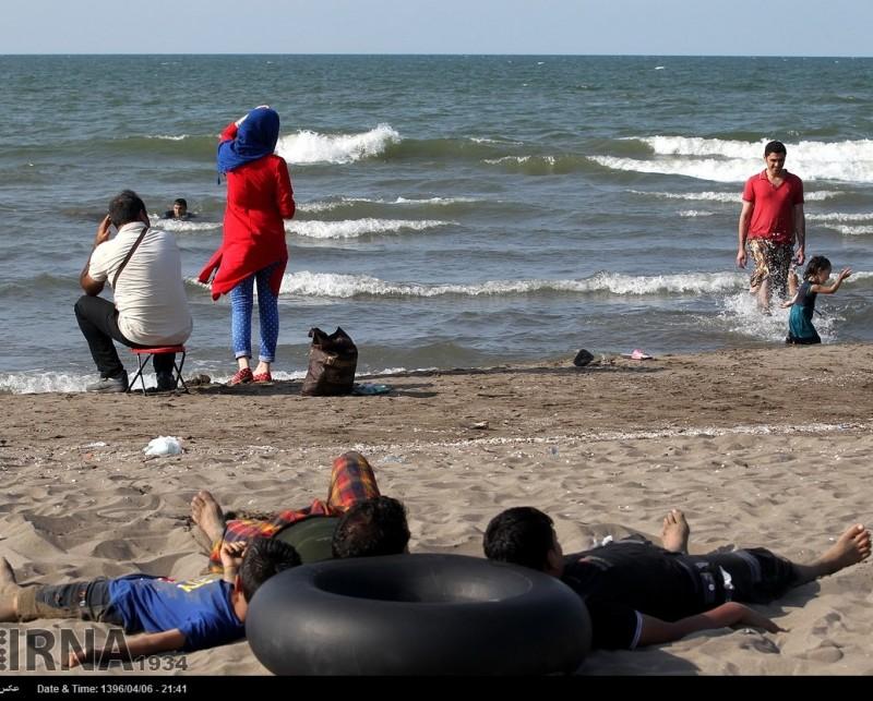 иран каспийское море каспий экология