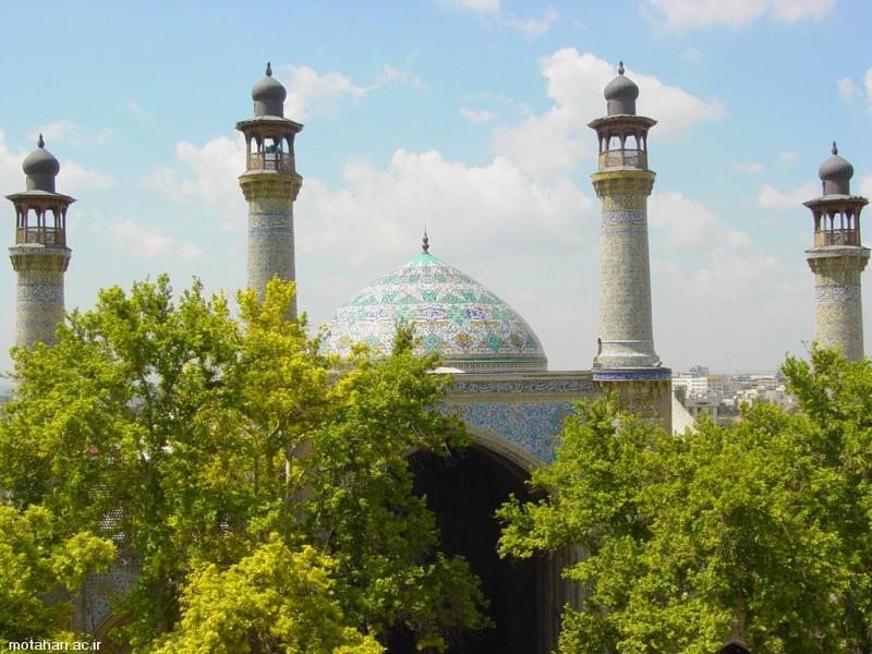 Мечеть Сепахсалар в Тегеране, Иран
