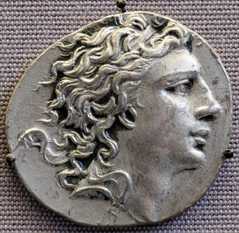 Тетрадрахма Митридата VI Евпатора