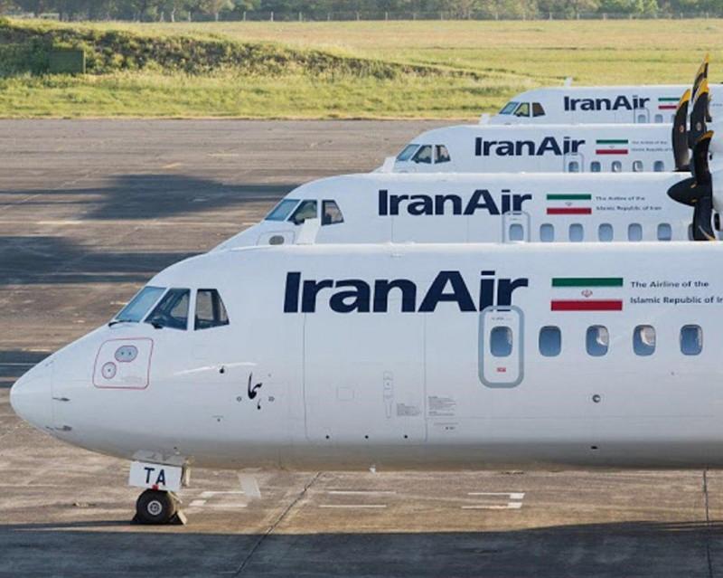 иран азербайджан тегеран баку iranair
