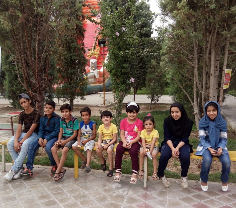 иран дети имена