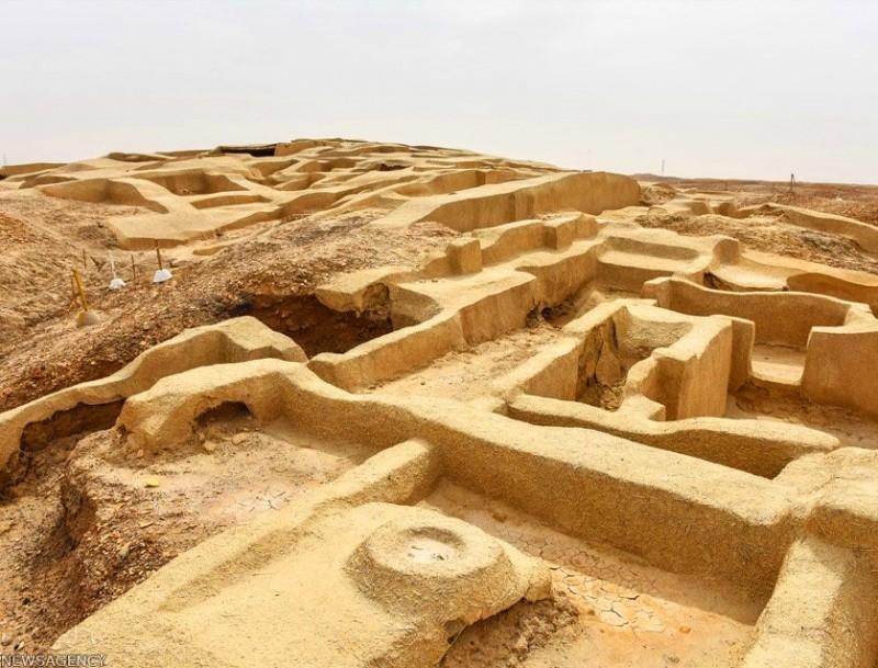 иран систан и белуджистан шахри-сухте раскопки археология история сожженный город