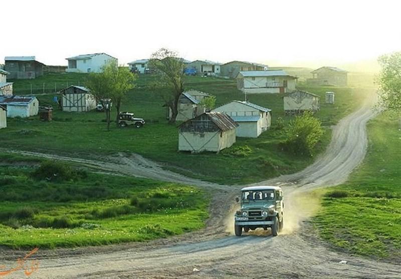 Деревня Джахан Нама