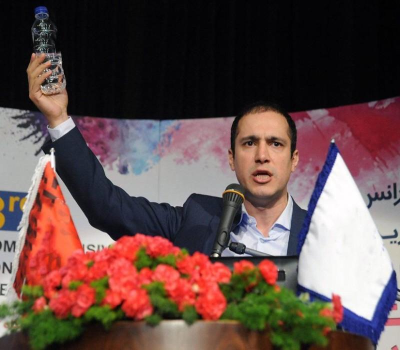 каве мадани экология пластиковые бутылки отходы иран