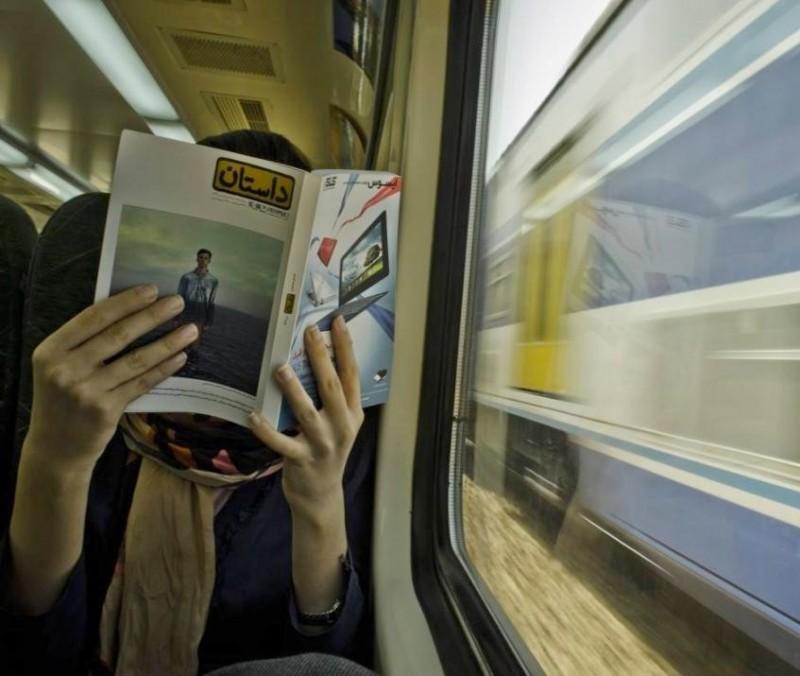 иран транспорт чтение тегеран самообразование