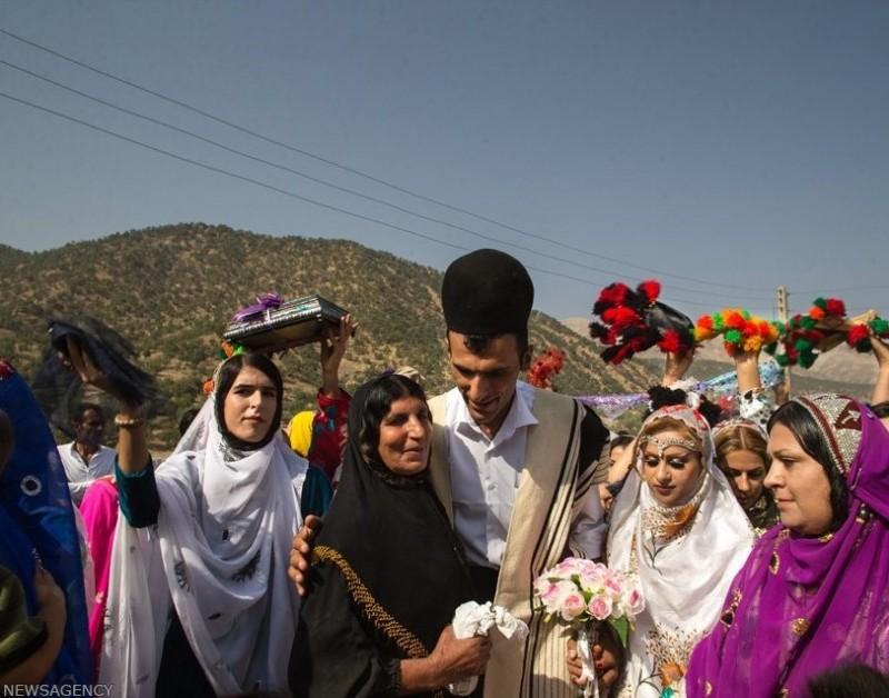 иран кочевники бахтиар бахтиары свадьба
