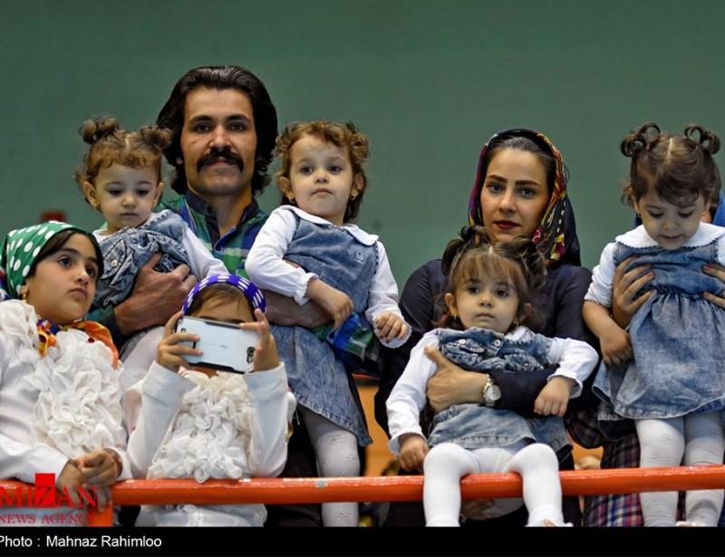иран тегеран дети детские имена близнецы