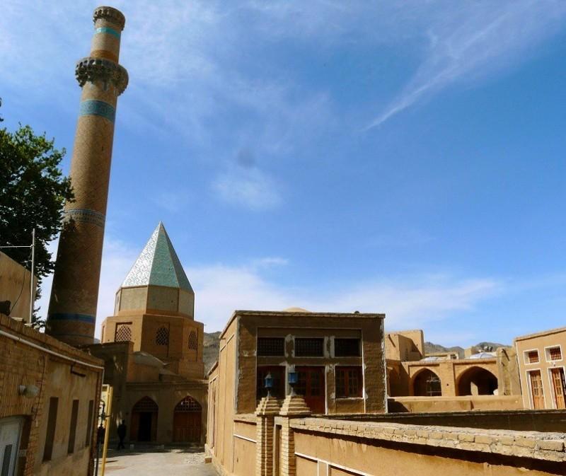 Пятничная мечеть в Нетензе, Иран