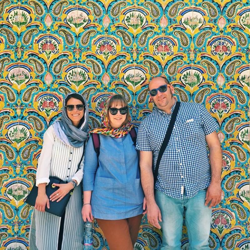 иран иранцы туризм путешествия