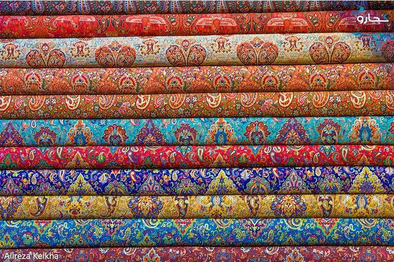 Терме - иранская ткань ручной работы