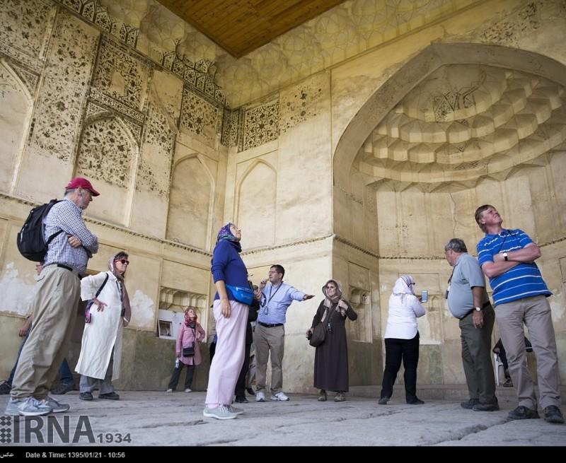 туризм иран шираз достопримечательности