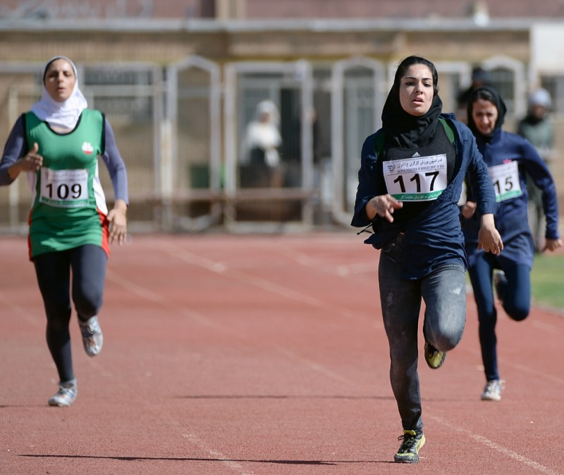 тяжелая атлетика тяжелоатлетки тегеран