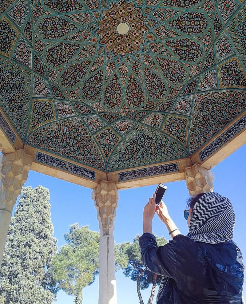 иран шираз туризм