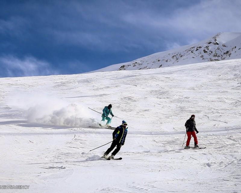 иран шемшек горные лыжи горы