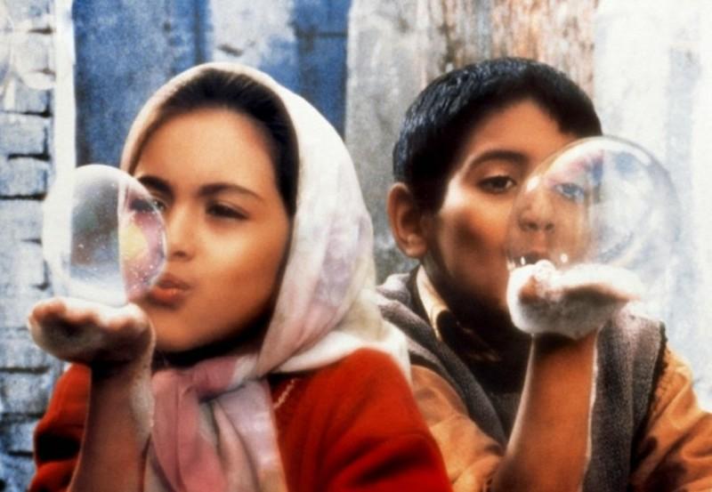 дети небес маджид маджиди филь кино иран