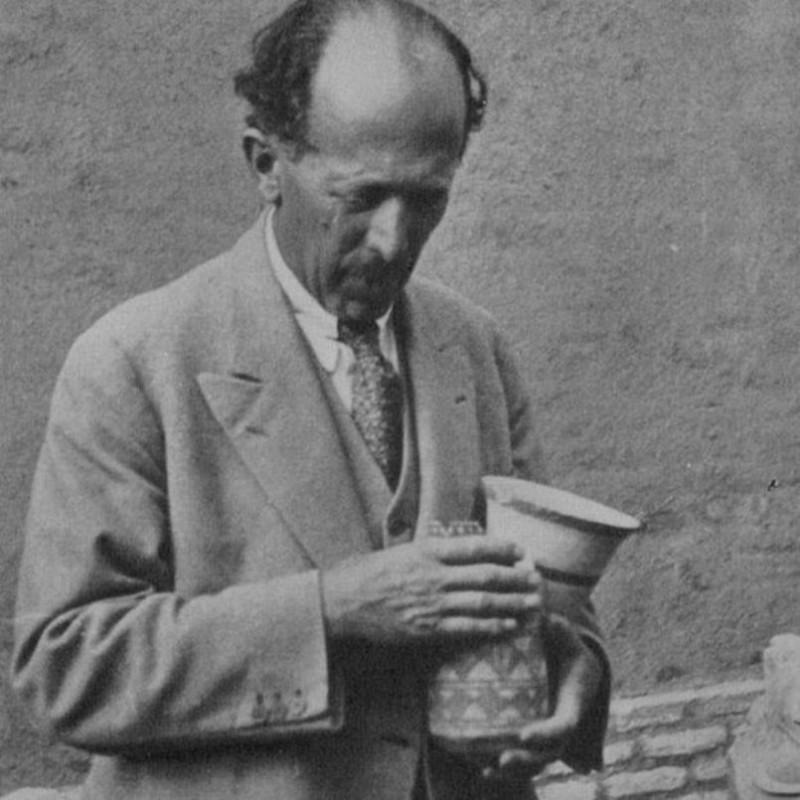 Археолог Эрнст Эмиль Герцфельд