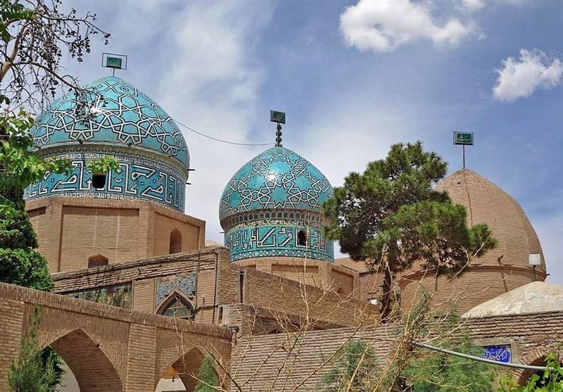 Купол Моштагие: памятник эпохи Каджаров в Кермане