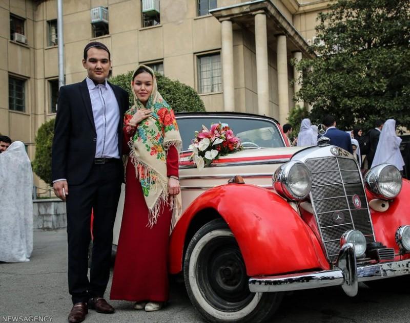 Свадьба в Иране