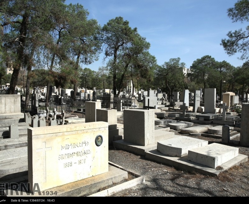тегеран кладбище дулаб