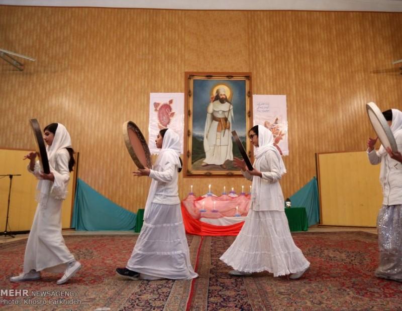 иран зороастризм зороастрийцы огонь праздник саде