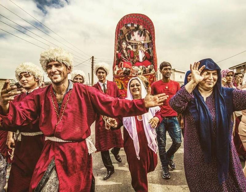 иран гилян туркмены