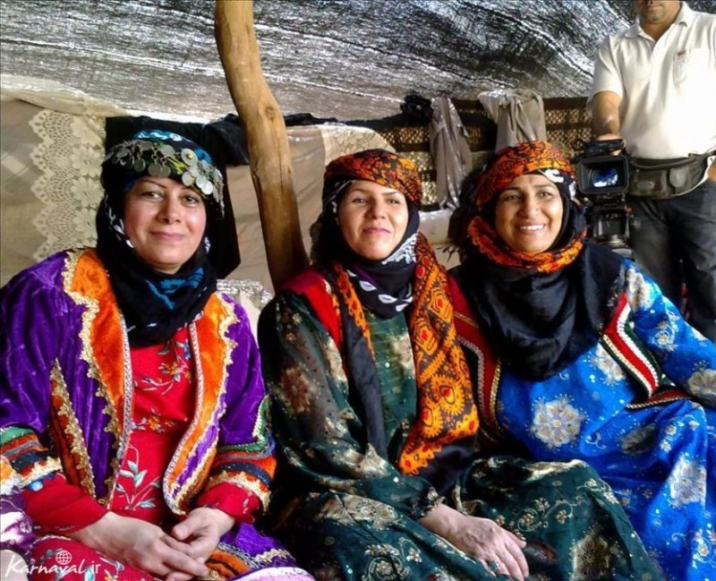 иран луры лурестан кочевники