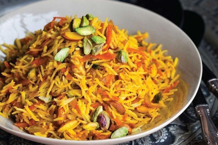 иран иранская кухня плов