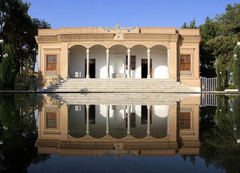 Зороастрийский храм в Йезде