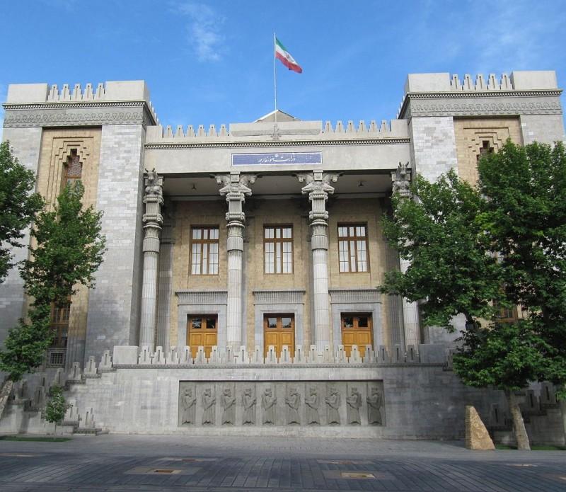 Министерство иностранных дел Ирана, Тегеран