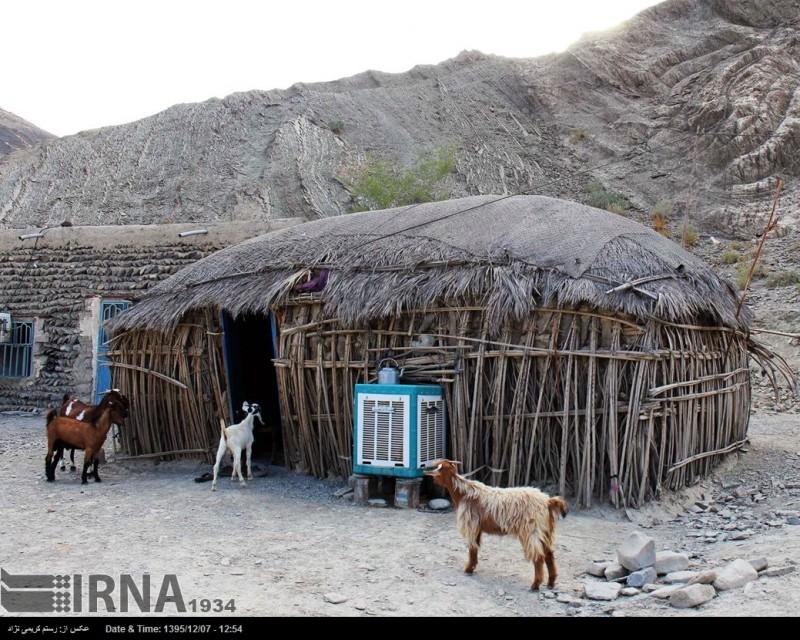иран кочевники белуджи белуджистан