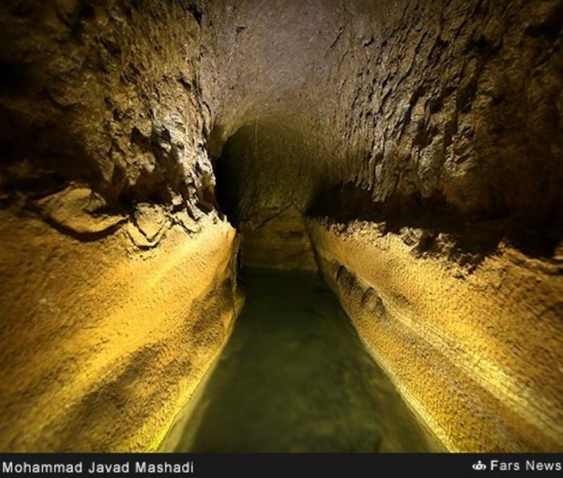 иран гонабад канат