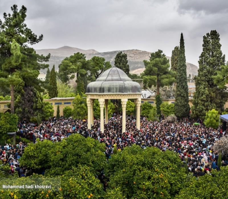 иран шираз хафиз поэзия поэт