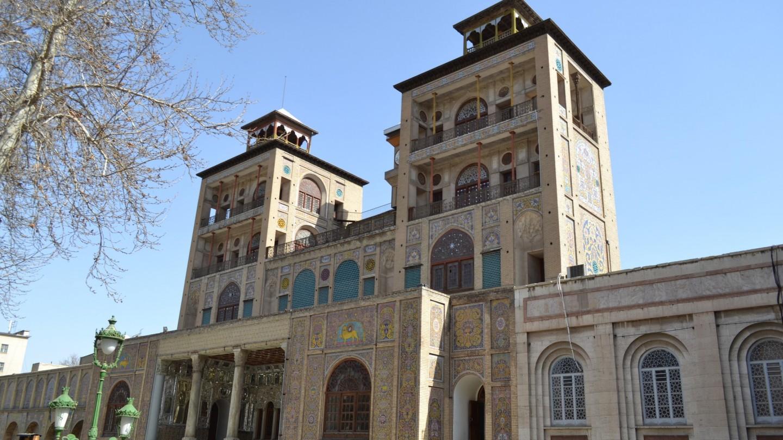 Спустя 100 лет откроется главный вход во дворец Голестан в ...: http://iransegodnya.ru/post/view/1423